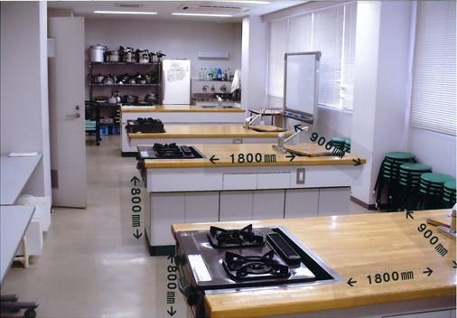 4階、洋室D(調理室)